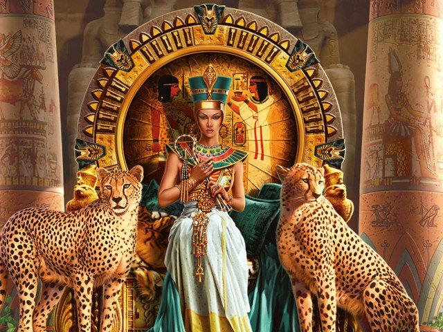 Cleopatra br/Cleopatra, Queen of Ancient Egypt and the last pharaoh.