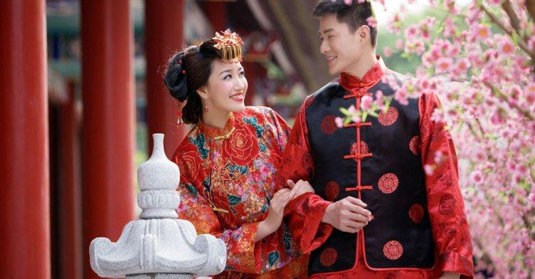 76cd1d5ce09 Традиционная китайские свадебные наряды Традиционная свадьба в Китае