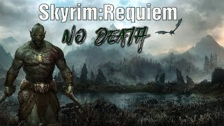 Skyrim Requiem (No Death): Орк-Берсерк #4 Кошмар для Фалмеров